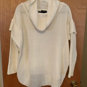 Francesca's sweater poncho